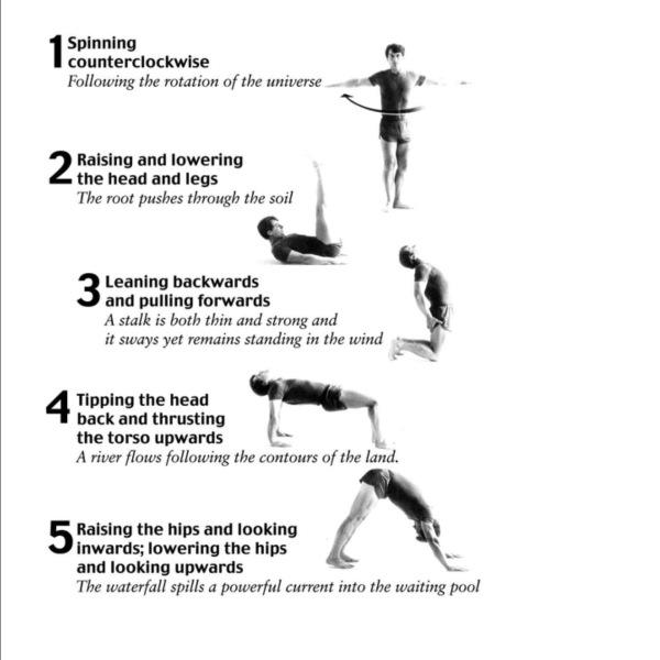 Tibetan-Yoga