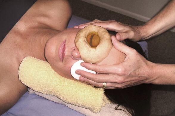 Netra Basti - Eye Bath